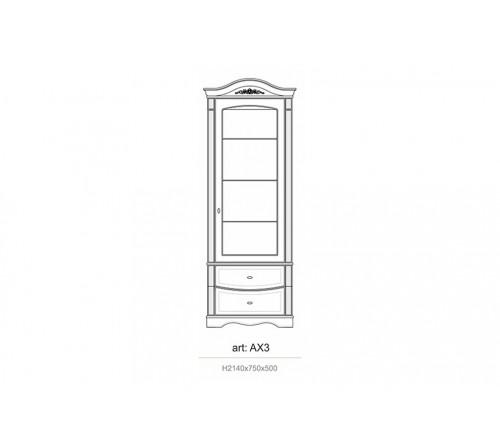 Vitrina Antonia - AX03
