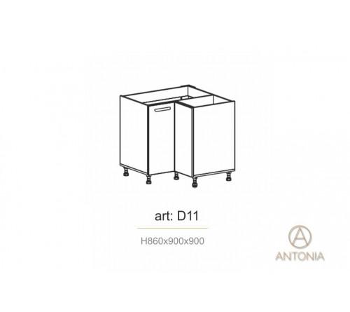 Bucatarie modul D11