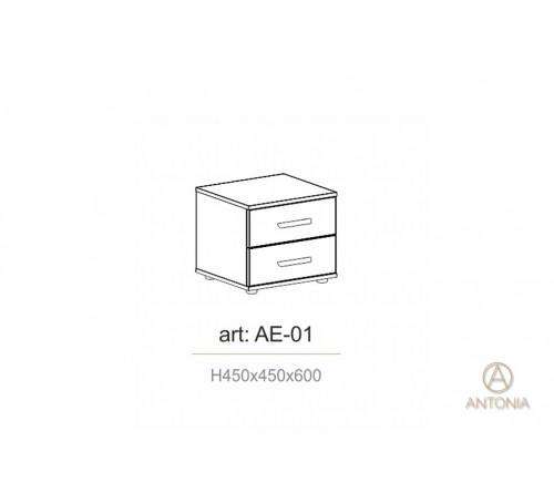 Mobilier Hol Minimalizm AE-01