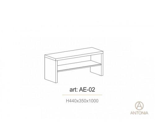 Mobilier Hol Minimalizm AE-02